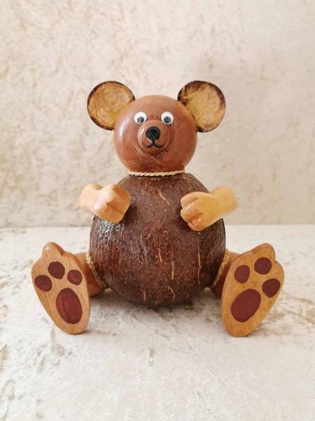 Kokos-Spardose Bär