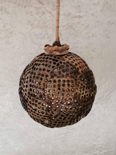 Kokos-Lampe, Ballon